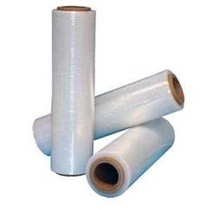 """O Filme """"Stretch"""" é um filme de polietileno esticável e extrudado em tri-camada. A conversão dos rolos é feita com um sistema especial, para que não ocorra rompimento e fusão na lateral do filme. O Filme Stretch é ideal para fechamento de pallets ou grandes pacotes, além de permitir a conjugação de várias caixas evitando perdas. Com o tubo estendido, a aplicação manual é prática e rápida. O filme é extremamente resistente e, ao mesmo tempo, leve, proporcionando o máximo de segurança com o mínimo de peso extra. Por ser transparente, o Filme Stretch possibilita visualização do conteúdo, evitando abertura e fechamento do material embalado."""